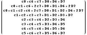 Analysis of CRC Generator