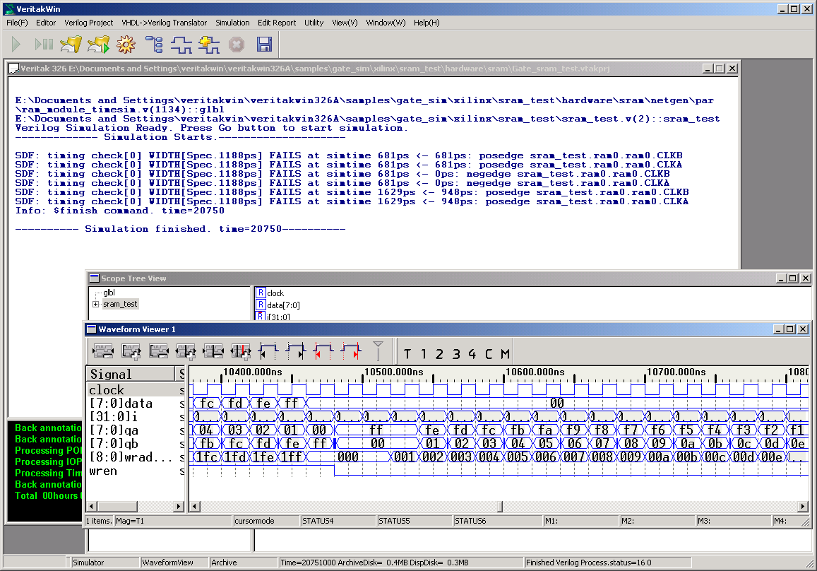 how to create testbench in xilinx
